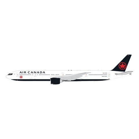 B777-300ER Air Canada 2017 Livery C-FITU 1:200 with stand