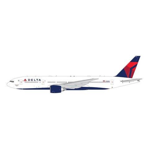 B777-200LR Delta 2007 livery N708DN 1:400
