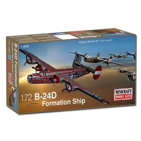 VALON B24D FORMATION SHIP 1:72 SCALE KIT