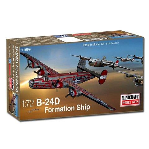MINIC B24D FORMATION SHIP 1:72