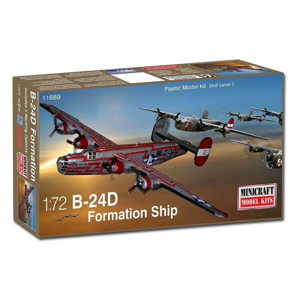 B24D FORMATION SHIP 1:72 SCALE KIT
