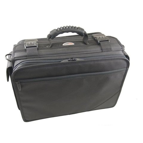 Ultimate Light Weight Ballistic Nylon Flight Case Reduced Size