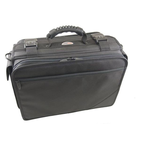 Crewgear Ultimate Light Weight Ballistic Nylon Flight Case Reduced Size