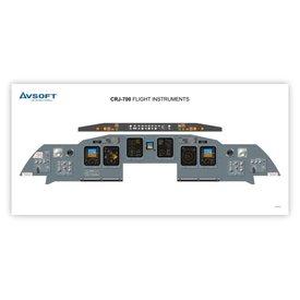 Avsoft Poster CRJ700 3 Page poster+NSI+