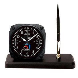 Trintec Industries Cessna Altimeter Desk Pen Set