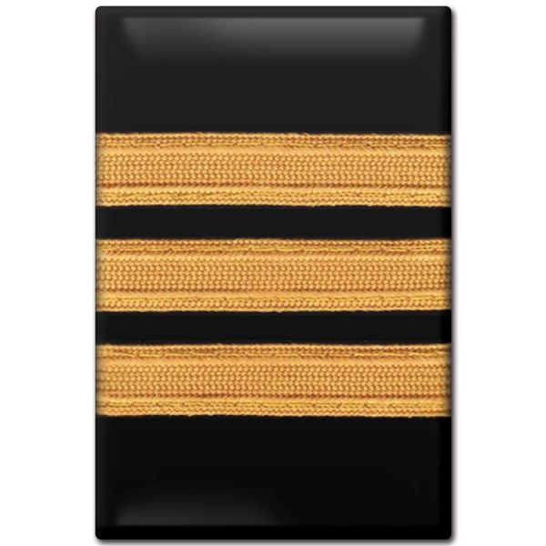 Magnet First Officer Stripes