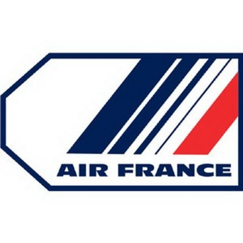 Luggage Tag Air France