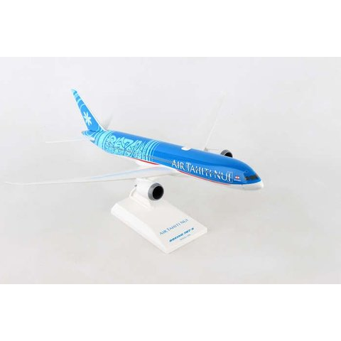B787-9 Dreamliner Air Tahiti Nui New Livery 1:200 with stand (no gear)