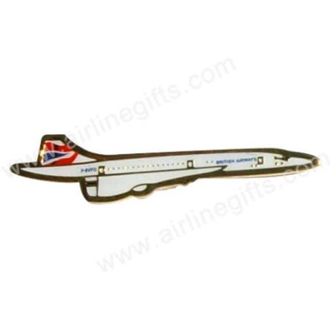 PIN CONCORDE BRITISH AIRWAYS