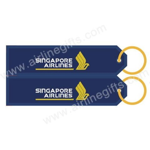 KEY CHAIN SINGAPORE AIRLINES