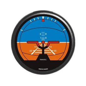 Trintec Industries Classic Round Artificial Horizon Fridge Magnet