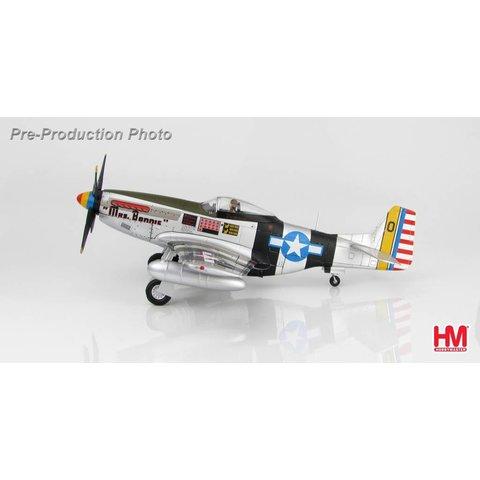 P51K Mustang Mrs Bonnie Okinawa 1945 1:48