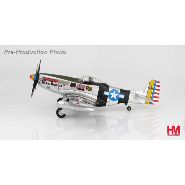 Hobby Master P51K Mustang Mrs Bonnie Okinawa 1945 1:48