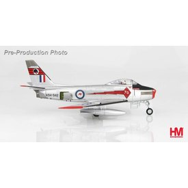 Hobby Master CAC Sabre Mk31 RAAF Red Diamonds 1962 1:72