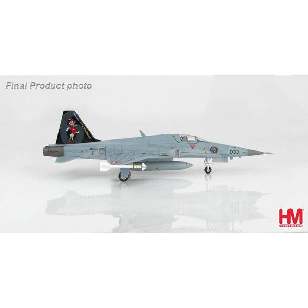 Hobby Master F5E Tiger II Swiss Air Force Staffel 6 2017 1:72