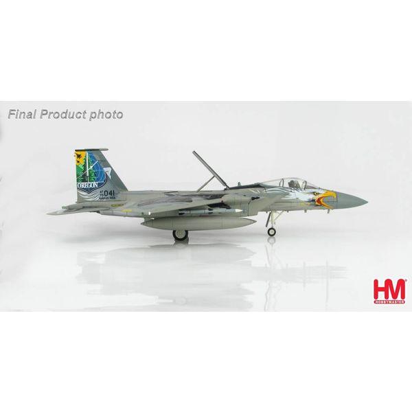 Hobby Master F15C Eagle OR ANG USAF 75th Anniversary of Oregon ANG 1:72