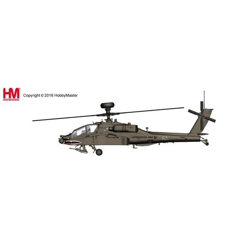 AH64D Longbow Apache 8th BN 229th Avn.Regt, US Army 1:72