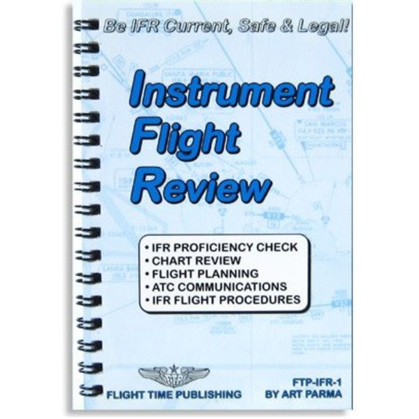 Flight Time Publishing Instrument Flight Review