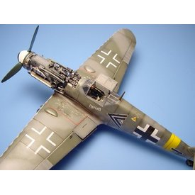 AIRES BF109G6 DETAILS 1:48