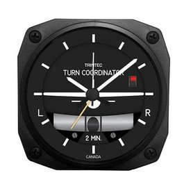 Trintec Industries 2060 Turn and Bank Alarm Clock