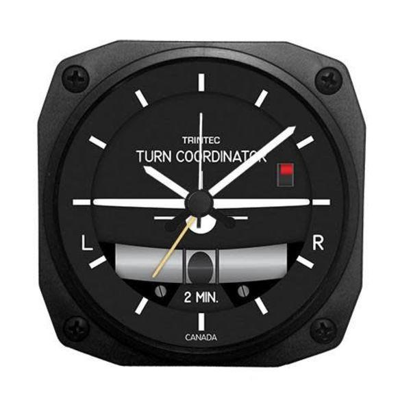 Trintec Industries 2060 Turn and Bank Alarm Clock