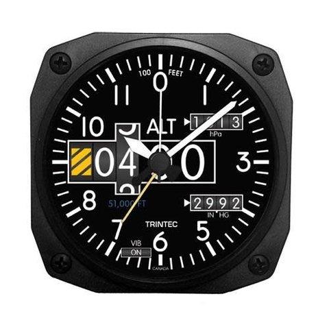 Modern Altimeter Alarm Clock