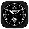 Classic Altimeter Instrument Style Clock