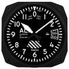 Altimeter Instrument Style Clock