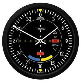 Trintec Industries Classic VOR Wall Clock