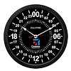 "Cessna 10"" ZULUTIME Clock (NEW)"