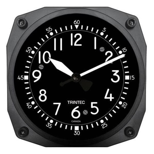Trintec Industries Classic Cockpit Clock