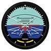 Classic Artificial Horizon Clock