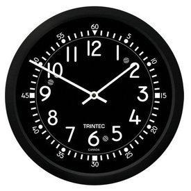"Trintec Industries Classic Cockpit 10"" Clock"