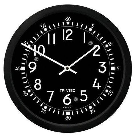 """Classic Cockpit 10"""" Clock"""