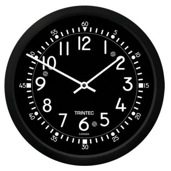 Trintec Industries Classic Cockpit Clock