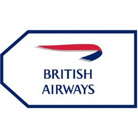 Luggage Tag British Airways