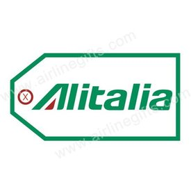 Luggage Tag Alitalia