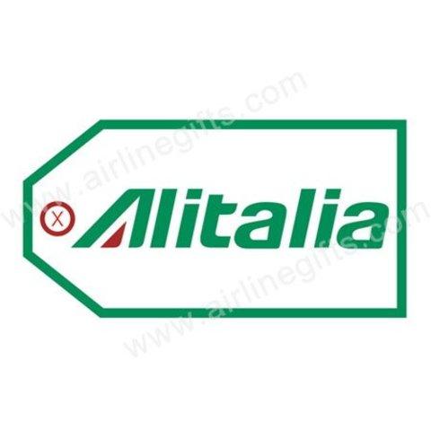 Luggage Tag Alitalia