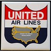 Magnet United Airlines