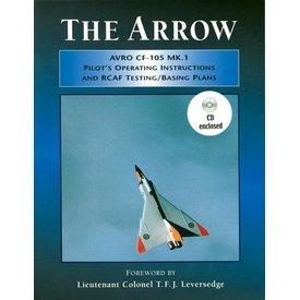 THE ARROW:AVRO CF105 MKI PILOT'S OP.INSTR.CD