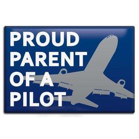 Magnet Proud Parent of a Pilot