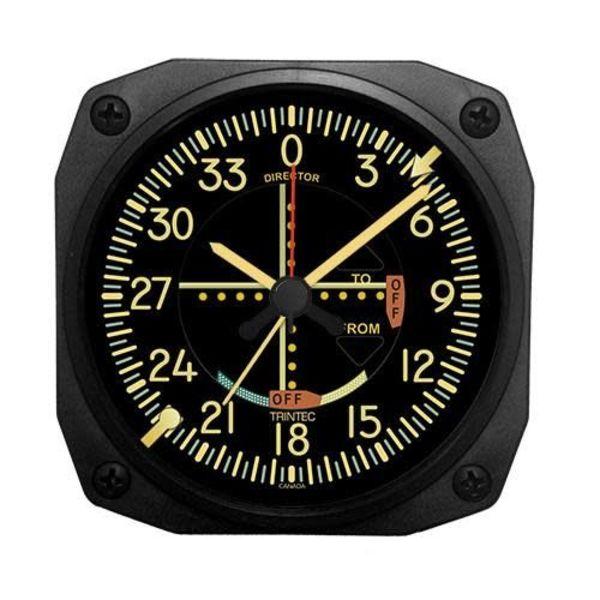 Trintec Industries Vintage VOR Alarm Clock