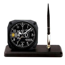 Trintec Industries Modern Altimeter Desk Pen Set