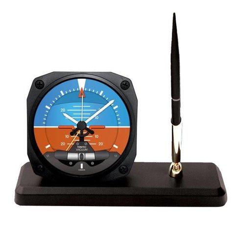 Modern Artificial Horizon Desk Pen Set
