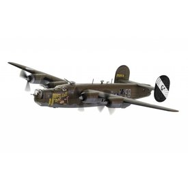 Corgi B24D Liberator 453BG 8th Air Force USAAF Jimmy Stewart Male Call G+ E8 252154 1:72 with stand