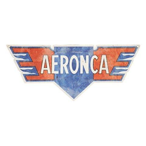Aeronca Metal Sign
