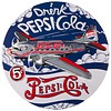 Pepsi Cola DC3 Metal Sign