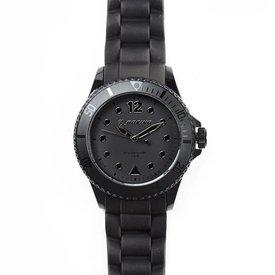 Boeing Store Lolliclock Boeing Logo Watch – Black/Silver