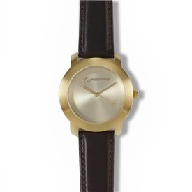 Boeing Store Gold Rotating Airplane Watch - Men's Sizing
