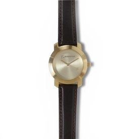 Boeing Store Gold Rotating Airplane Watch - Women's Sizing